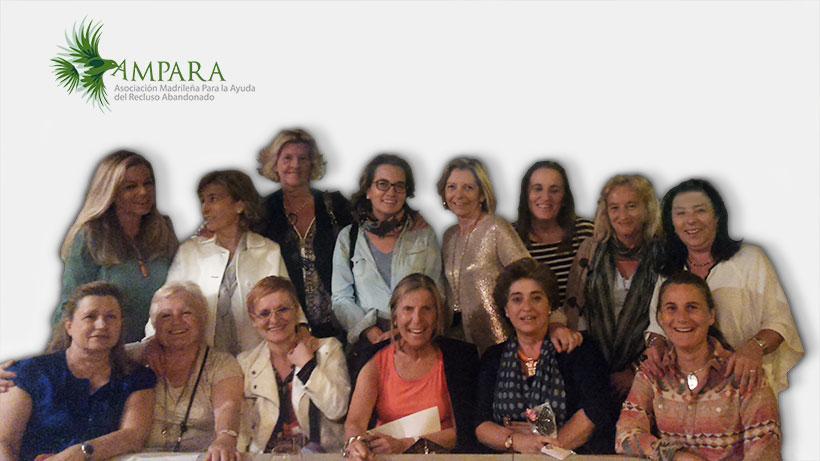 Fundadoras asociación Ampara